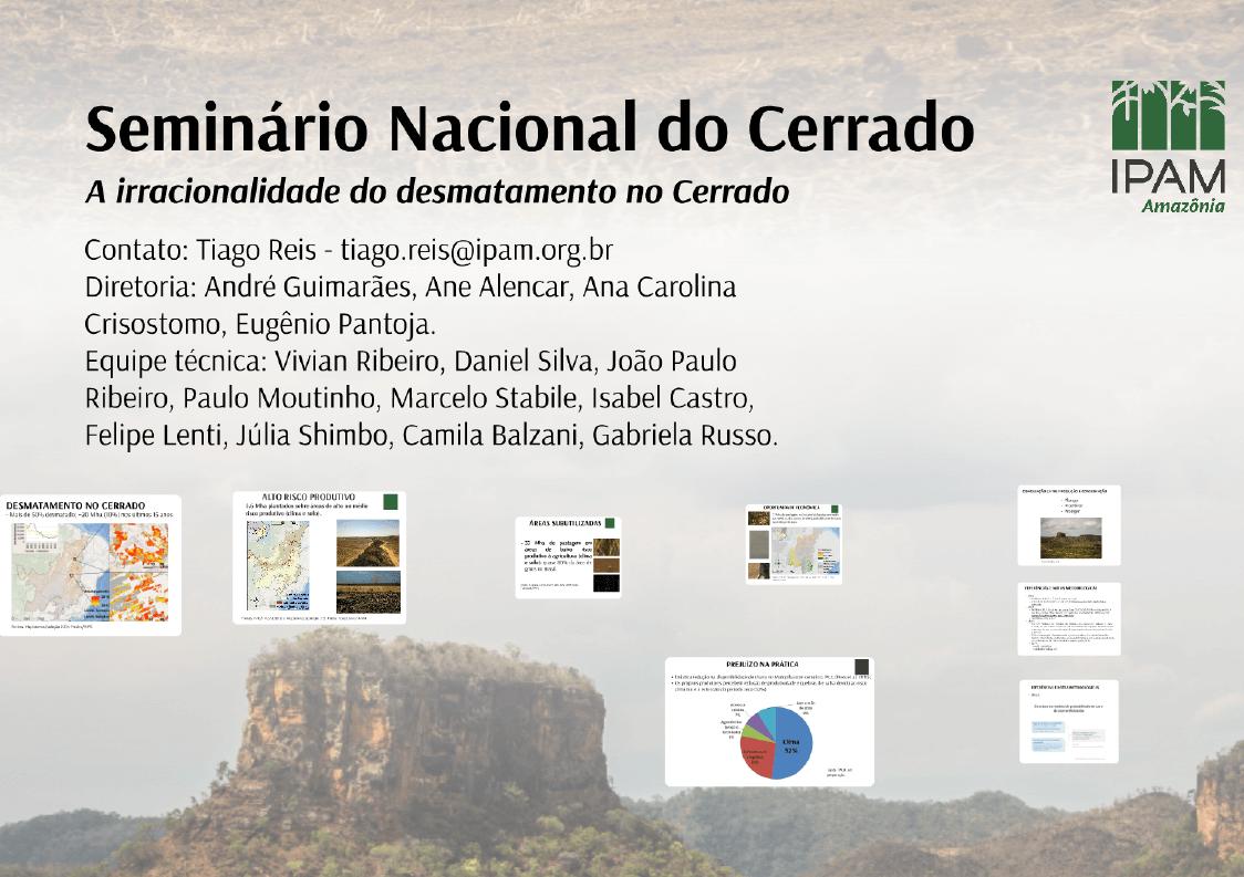 SeminárioNacionaldoCerrado_TiagoReis